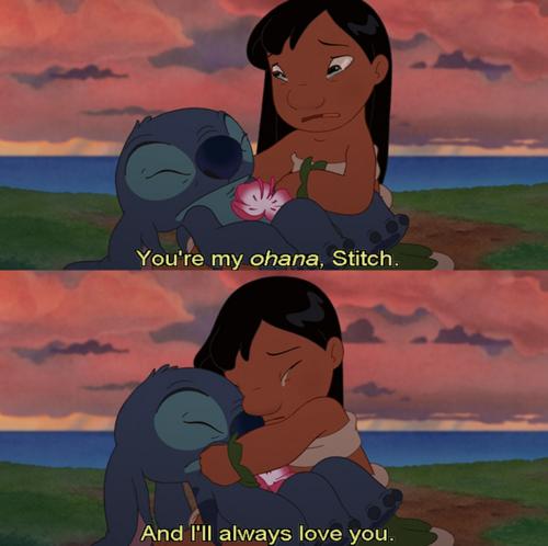 Wonderland Of Evil Frases Do Dia Especial Lilo Stitch