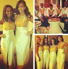 Traditional Eritrean dresses   Bridesmaid   Pinterest