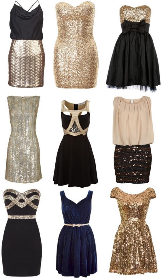 outfittrends: 25 Sexy New Year Eve Outfits For Teenage ...