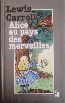 Couverture Alice au pays des merveilles / Les aventures d'Alice au pays des merveilles
