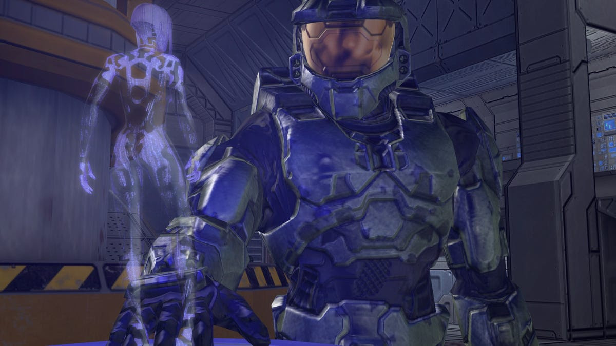 Master Chief Collection Update Overhauls Halo 2's Visuals