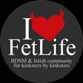 I Love FetLife: BDSM & Fetish Community for Kinksters, by kinksters