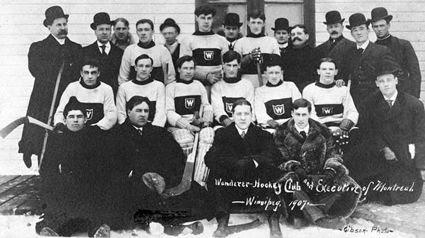 1907 Montreal Wanderers team, 1907 Montreal Wanderers team