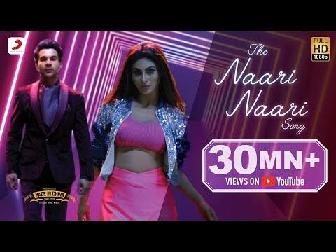 The Naari Naari Song Lyrics - Made In China | Rajkummar & Mouni | Download Song