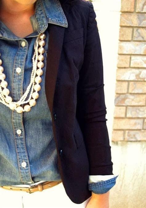 cool stylish ways  wear denim styles weekly