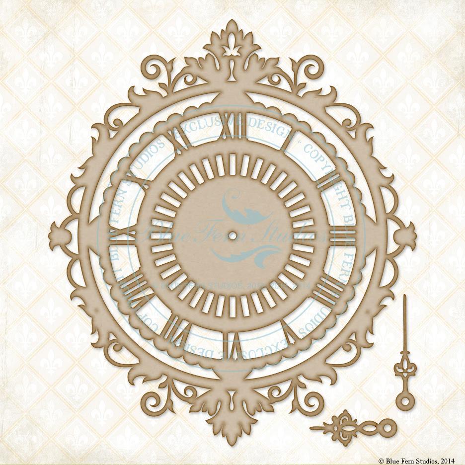 Floral Clock - Click Image to Close