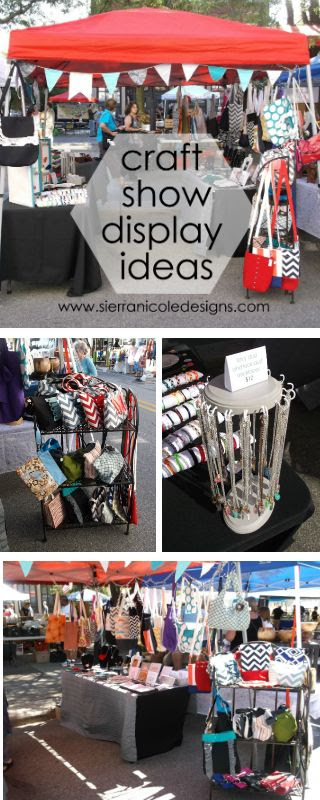 Craft Show Booth Display Ideas For Bags Jewelry And Paper Products