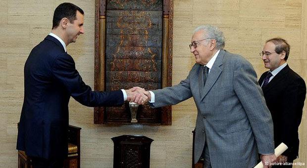 Συρία: Κοινό σχέδιο ΗΠΑ-Ρωσίας παρέλαβε ο Άσαντ, αλλά…