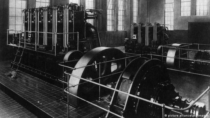 Rudolf Diesel Motor