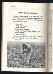 Janet's cabbage