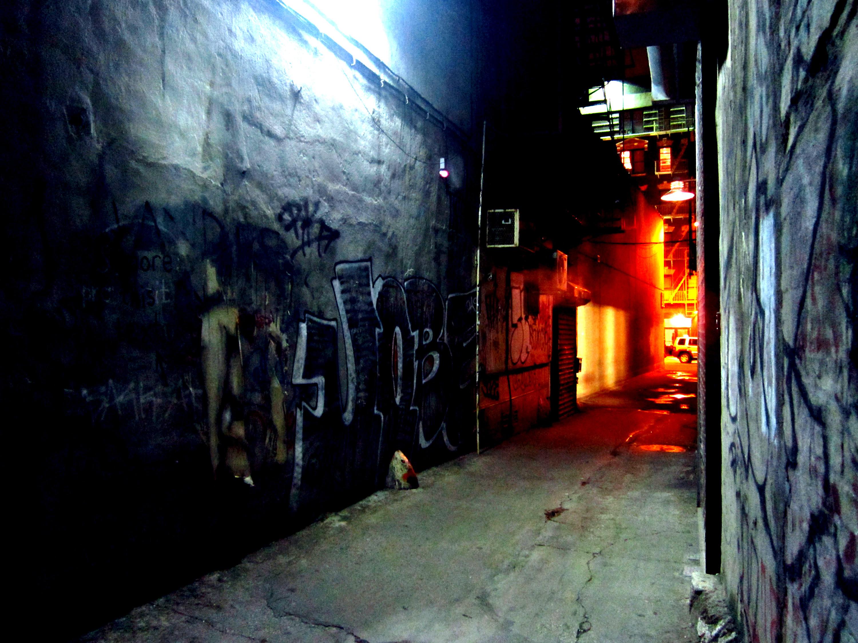 Freeman Alley