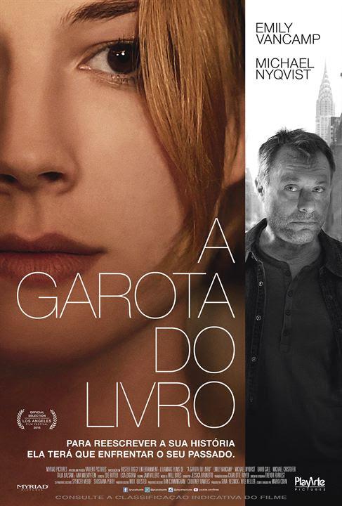 A Garota do Livro : Poster