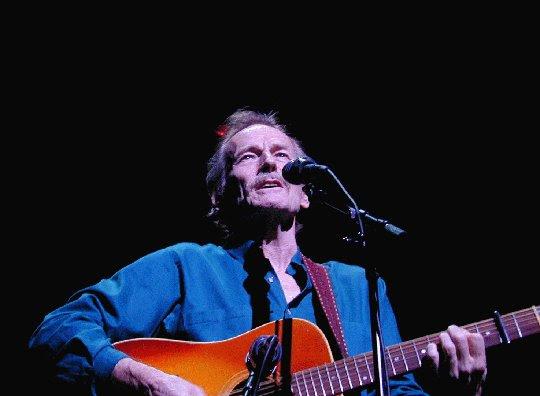 In concert, April, 2000