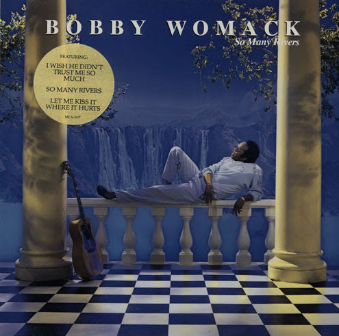 Bobby Womack I Wish He Didnt Trust Me So Much Lyrics Listen