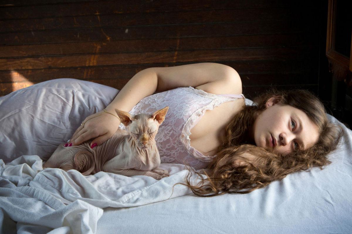 O Mundo de Amelia - A menina que cresceu com os animais e os considera seus irmãos 28