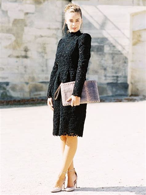 How to Pull Off Black at a Summer Wedding (Without Looking