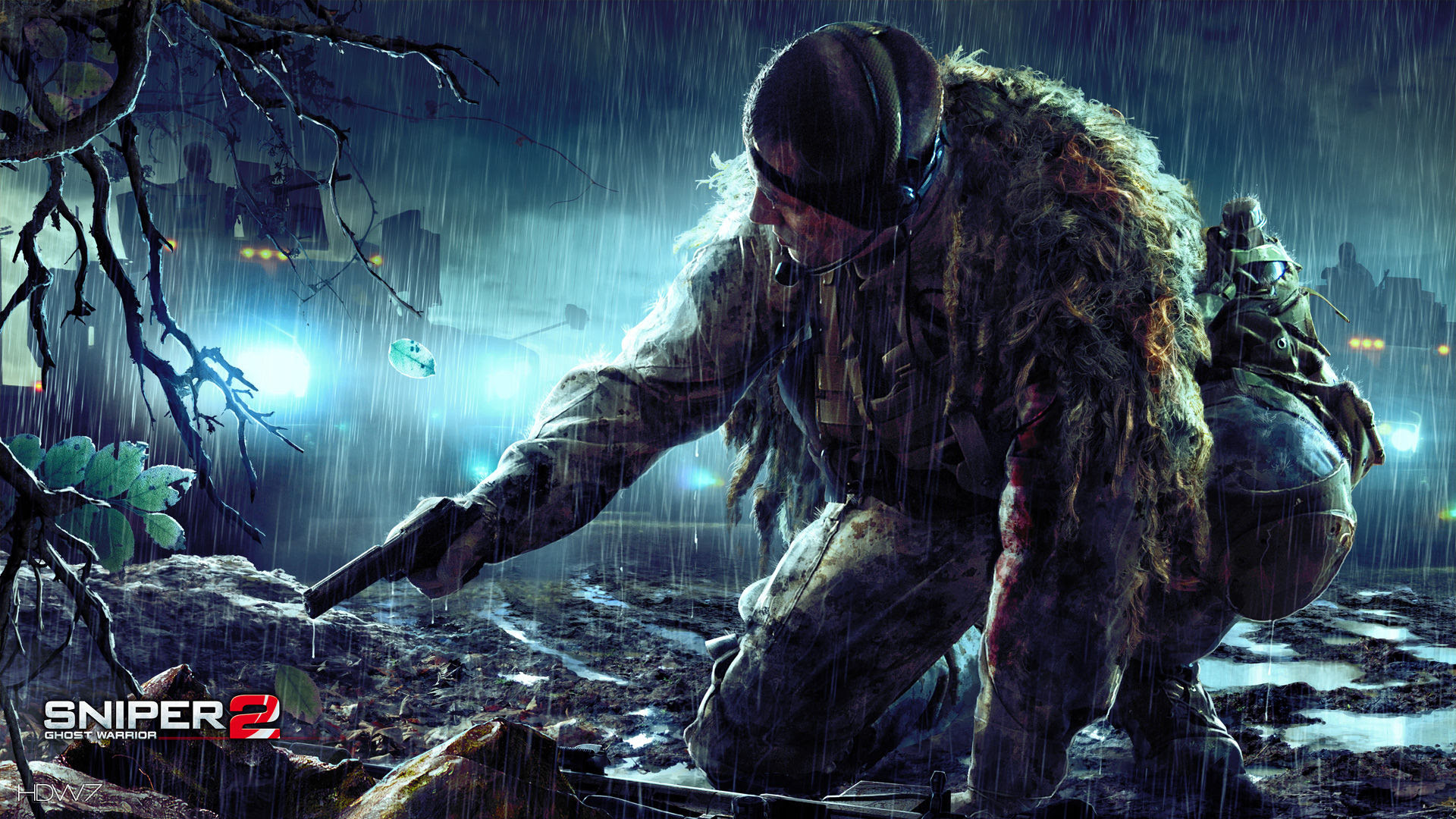 Sniper Ghost Warrior 2 Found Something Widescreen Hd Wallpaper