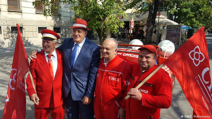 Bosnien und Herzegowina Banjaluka Lokalwahlen Milorad Dodik