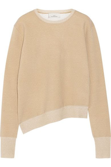Studio Nicholson Lexington Cashmere and Cotton Sweater