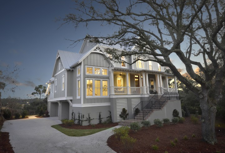 At Home In The Lowcountry Arthur Rutenberg Homes Mount Pleasant