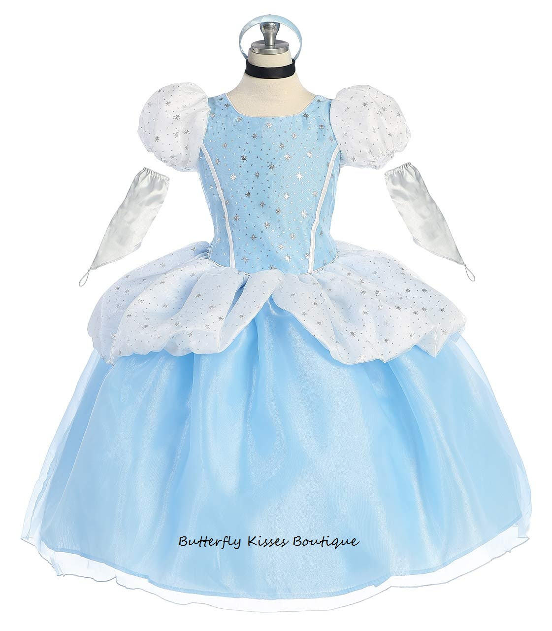 cinderella princess toddler girls costume on storenvy