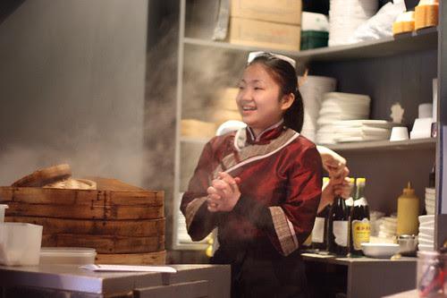 Leongs Legends steamy waitress