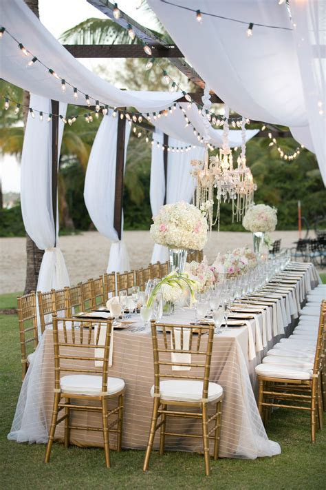 Puerto Rico Wedding Venue & Ceremony Floor Plans   Table
