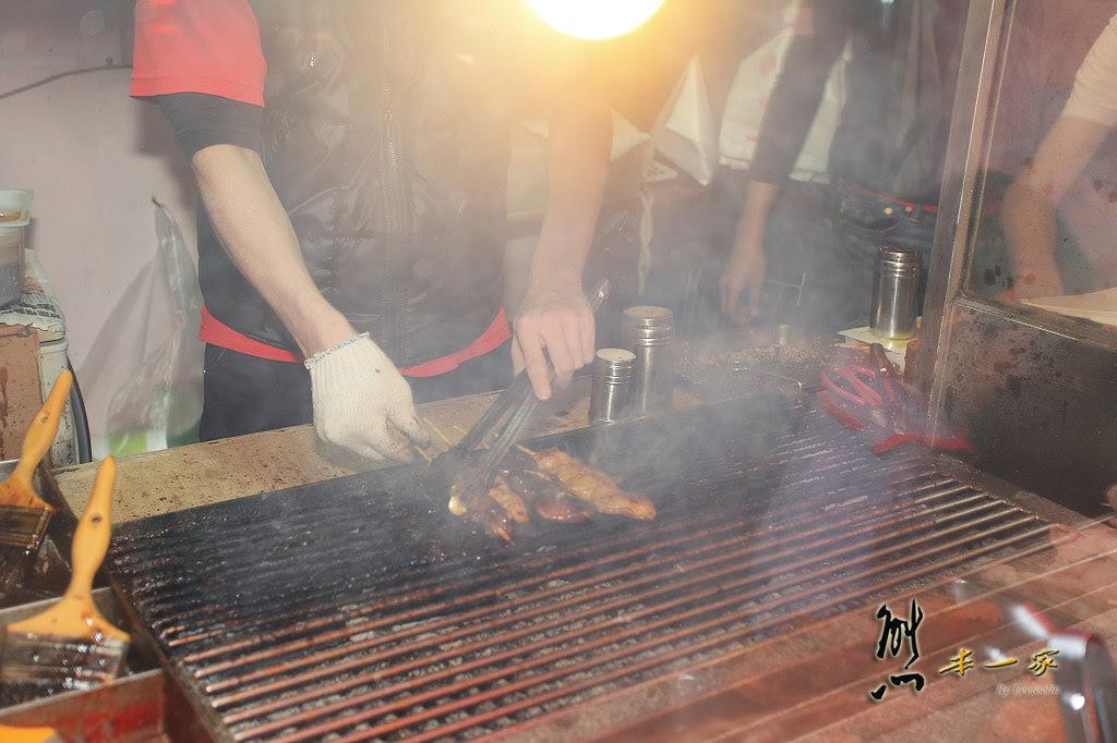 [花蓮美食小吃]十七街碳烤肉串(總店十一街碳烤)