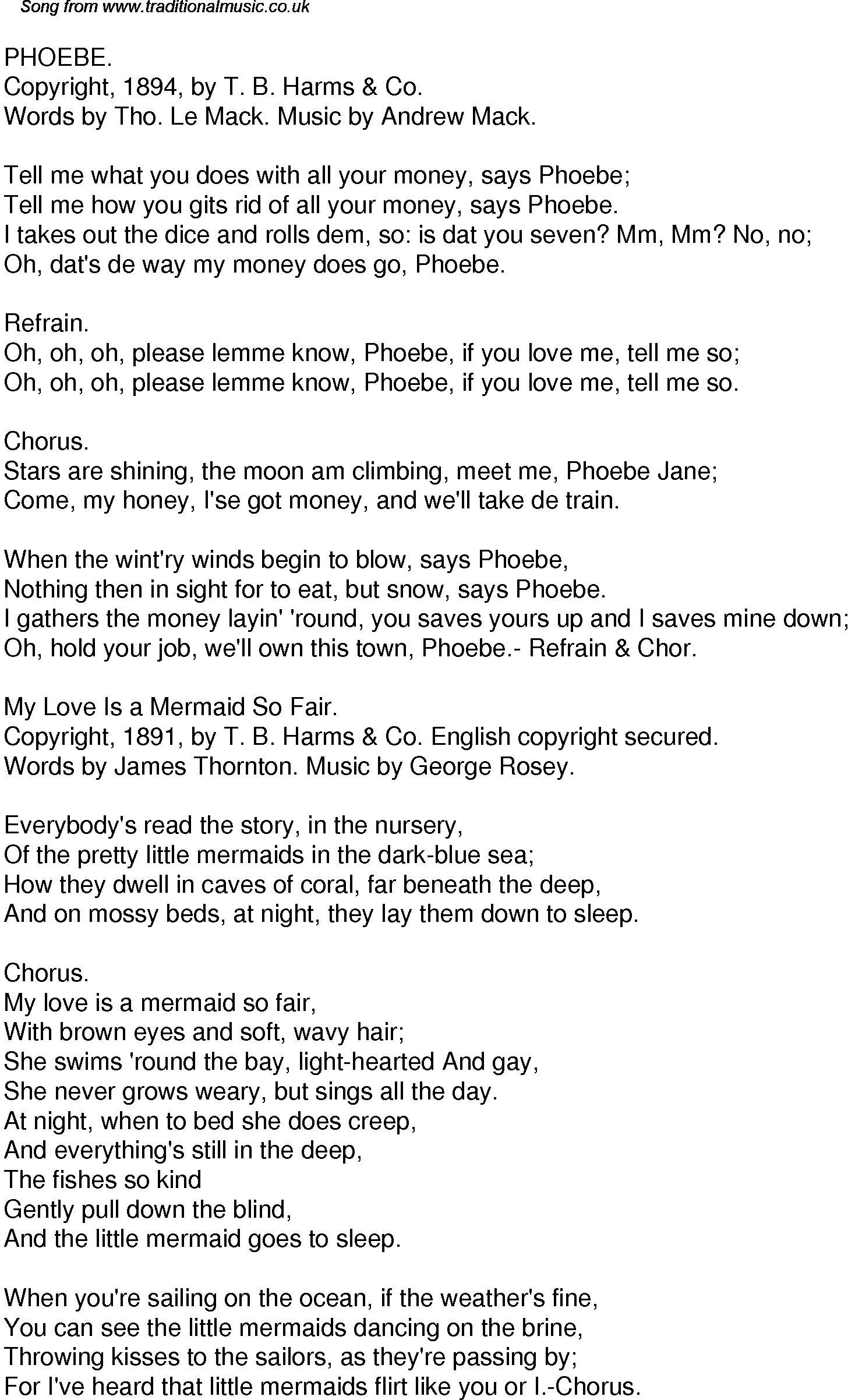 little mermaid lyrics - HD1456×2404