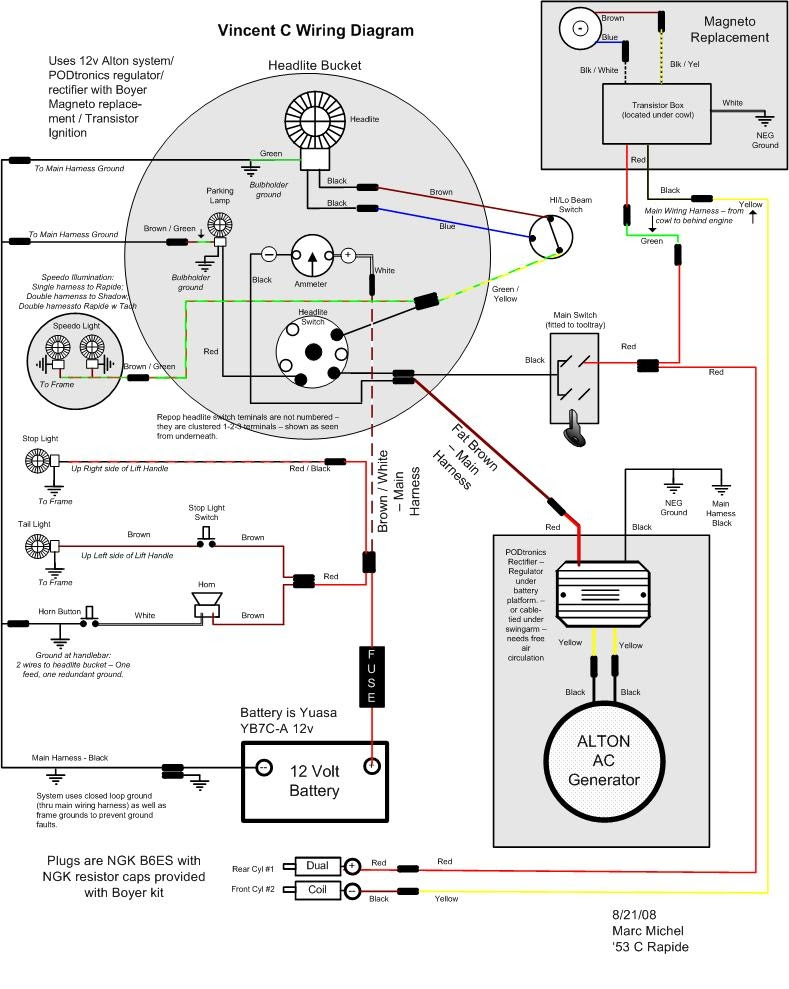 Delco Alternator Wiring Diagram from lh6.googleusercontent.com