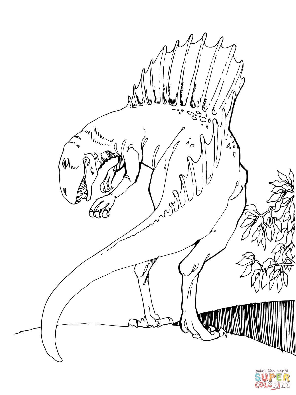 Klick das Bild Spinosaurus