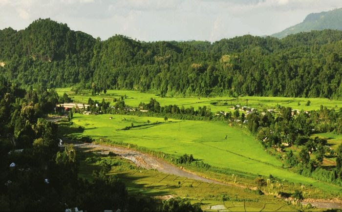 Haflong - a secluded and romantic eastern delight
