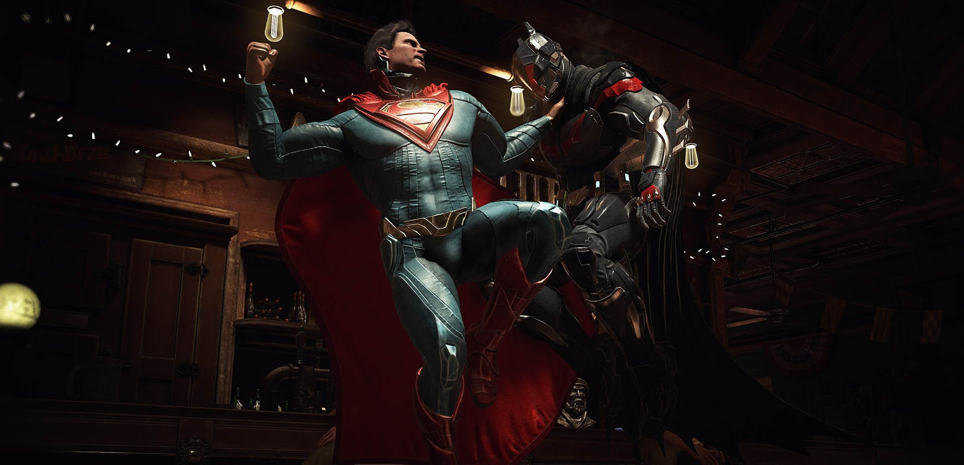 Review: Injustice 2 screenshot