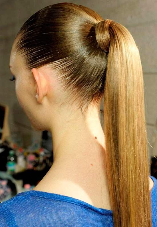 100 Ponytail Hairstyles for All Hair Lengths  #ponytail #ponytailhairstyles