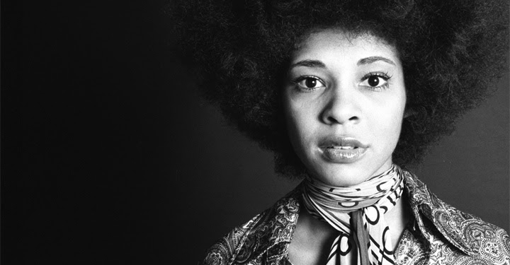 Betty Davis and her 'fro