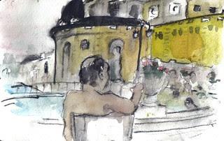 Budapest.Szechenyl Spa baths