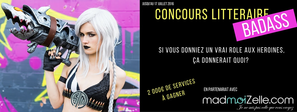 concours badass