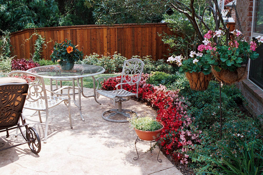 Landscaping Ideas In Texas Home Yard Landscaping