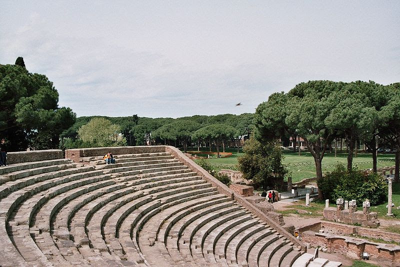 File:Ostia Theatre.jpg