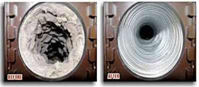 cleaning dryer vent in Houston TX