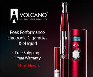 VOLCANO Fine Electronic Cigarettes