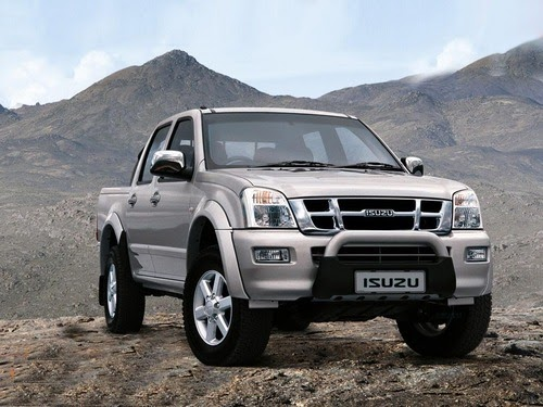 Repair Manual Isuzu Trooper