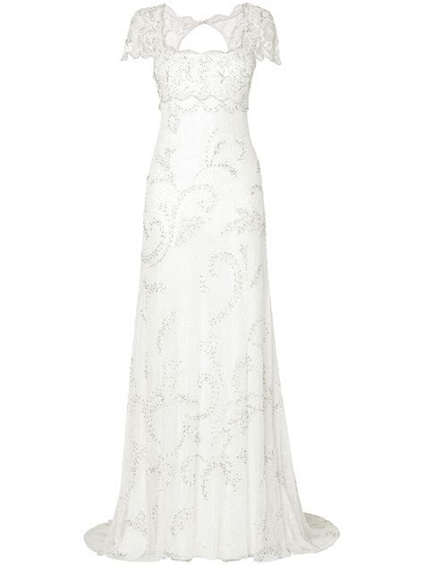Phase Eight Eliza wedding dress, Cream