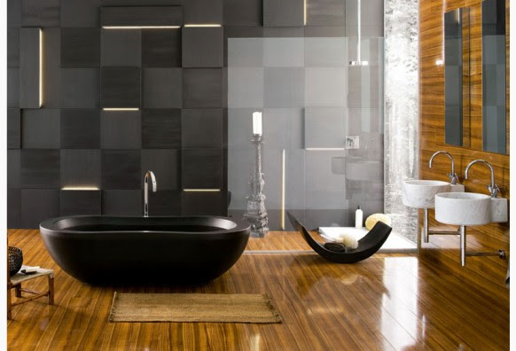 Bathtubs & Pools!! What An Amazing Contemporary Designs