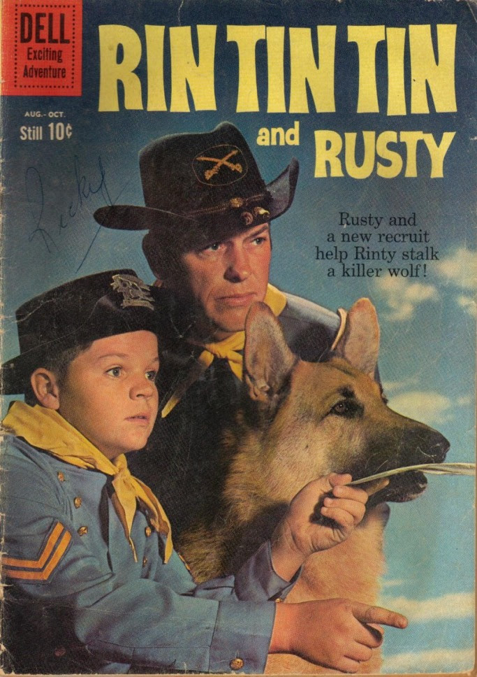 Rin Tin Tin 35 - cover