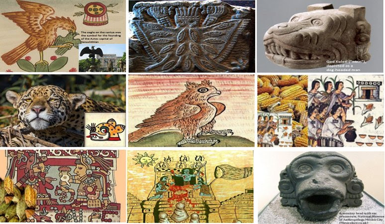 10 Aztec Symbols Explained