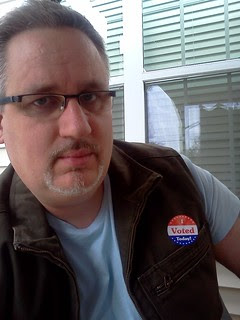 NC Early Voter