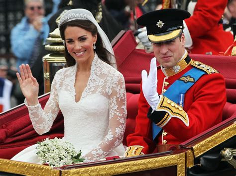 Kate Middleton and Prince William   10 Extravagantly