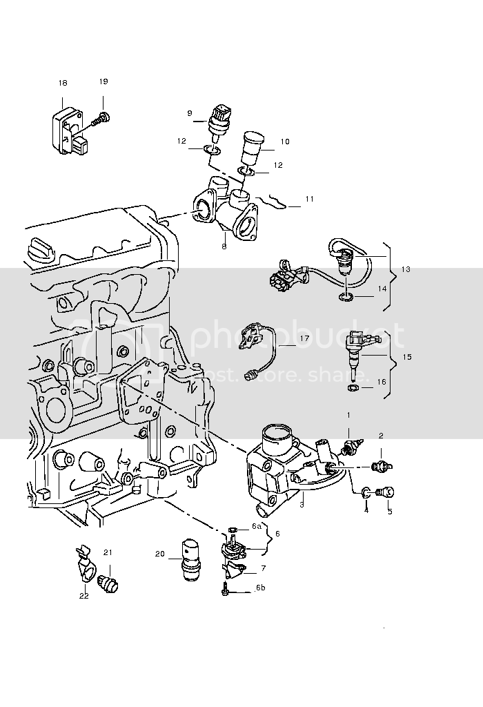29 Audi A4 Cooling System Diagram