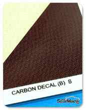Calcas Hobby Design - Fibra de carbono - trama pequeña